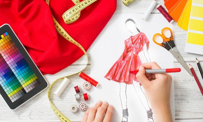 Уроки дизайна одежды для начинающих