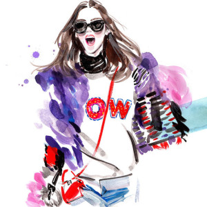 fashion-illustrators-meagan-morrison-chiara-ferragni